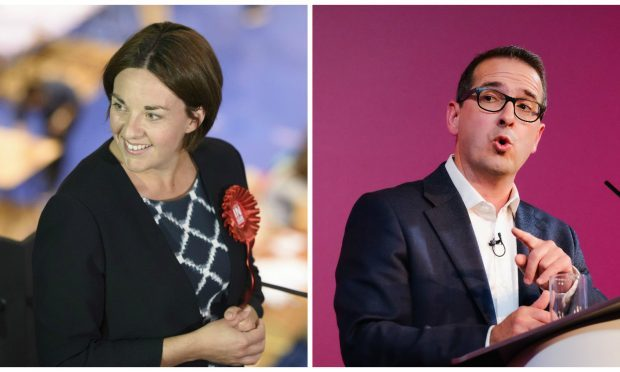 Dugdale is set to back Smith (John Linton/PA Wire & Ian Forsyth/Getty Images)