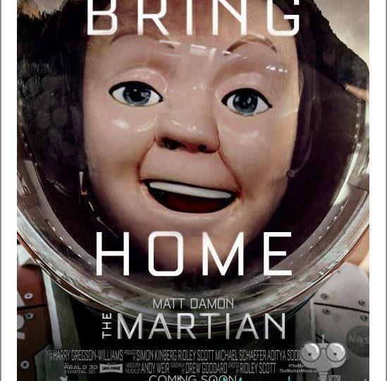 Oor wullie on Mars (Project Murphy)