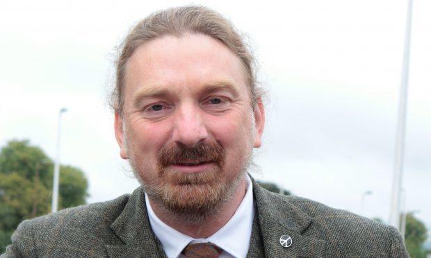 Chris Law MP (Gordon Robbie / Evening Telegraph)