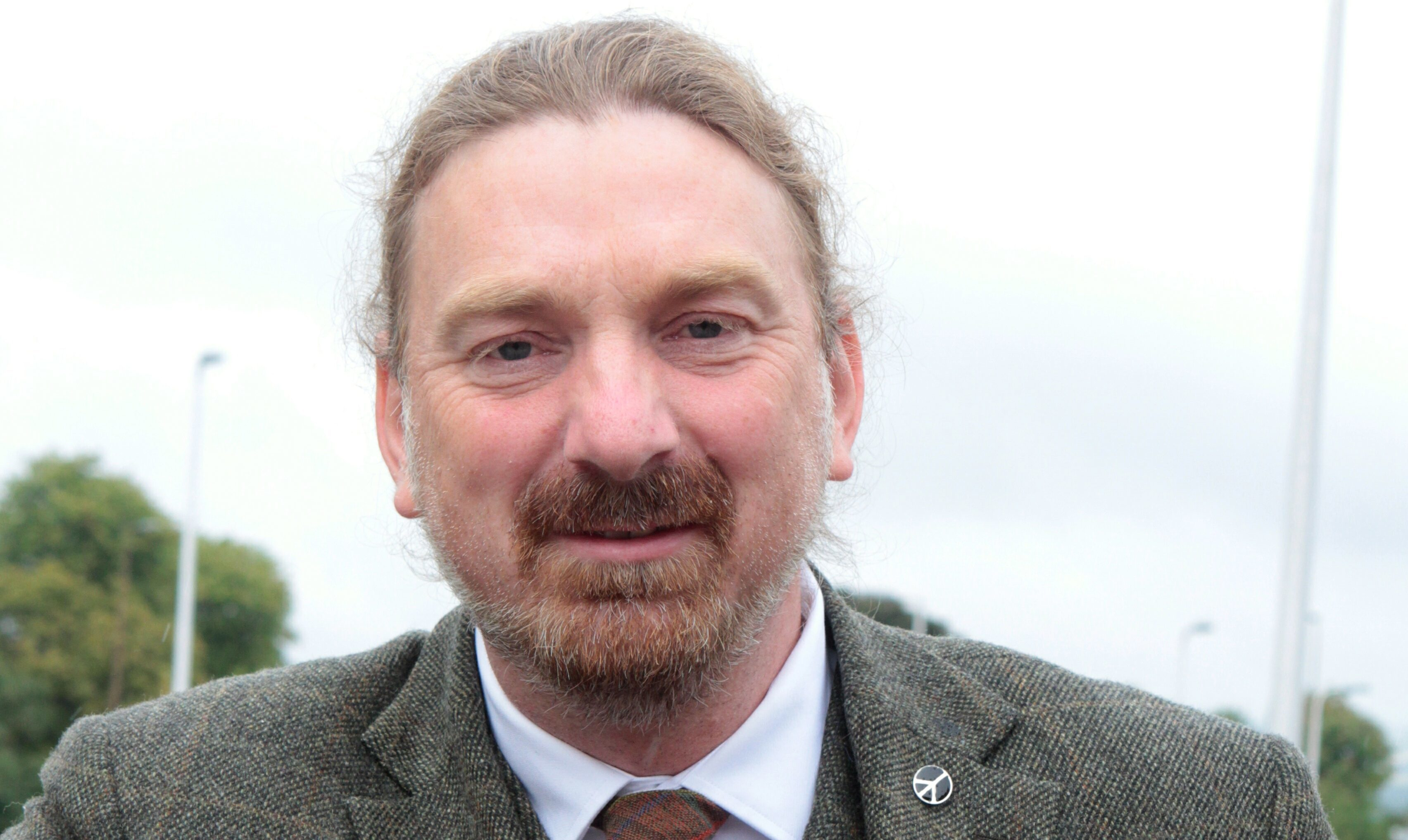 Chris Law MP (Gordon Robbie / Evening Telegraph)