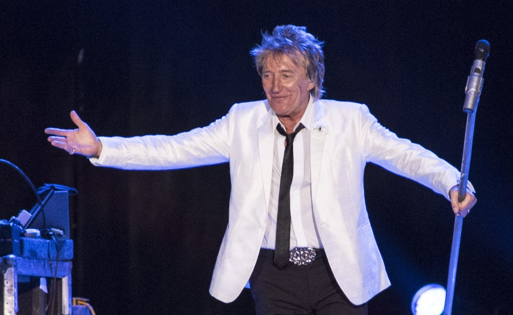 Rod Stewart (Raphael Dias/Getty Images)