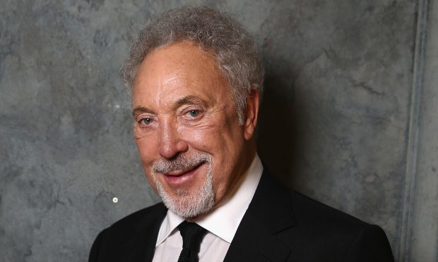 Tom Jones  (Andreas Rentz/Getty Images for GQ)