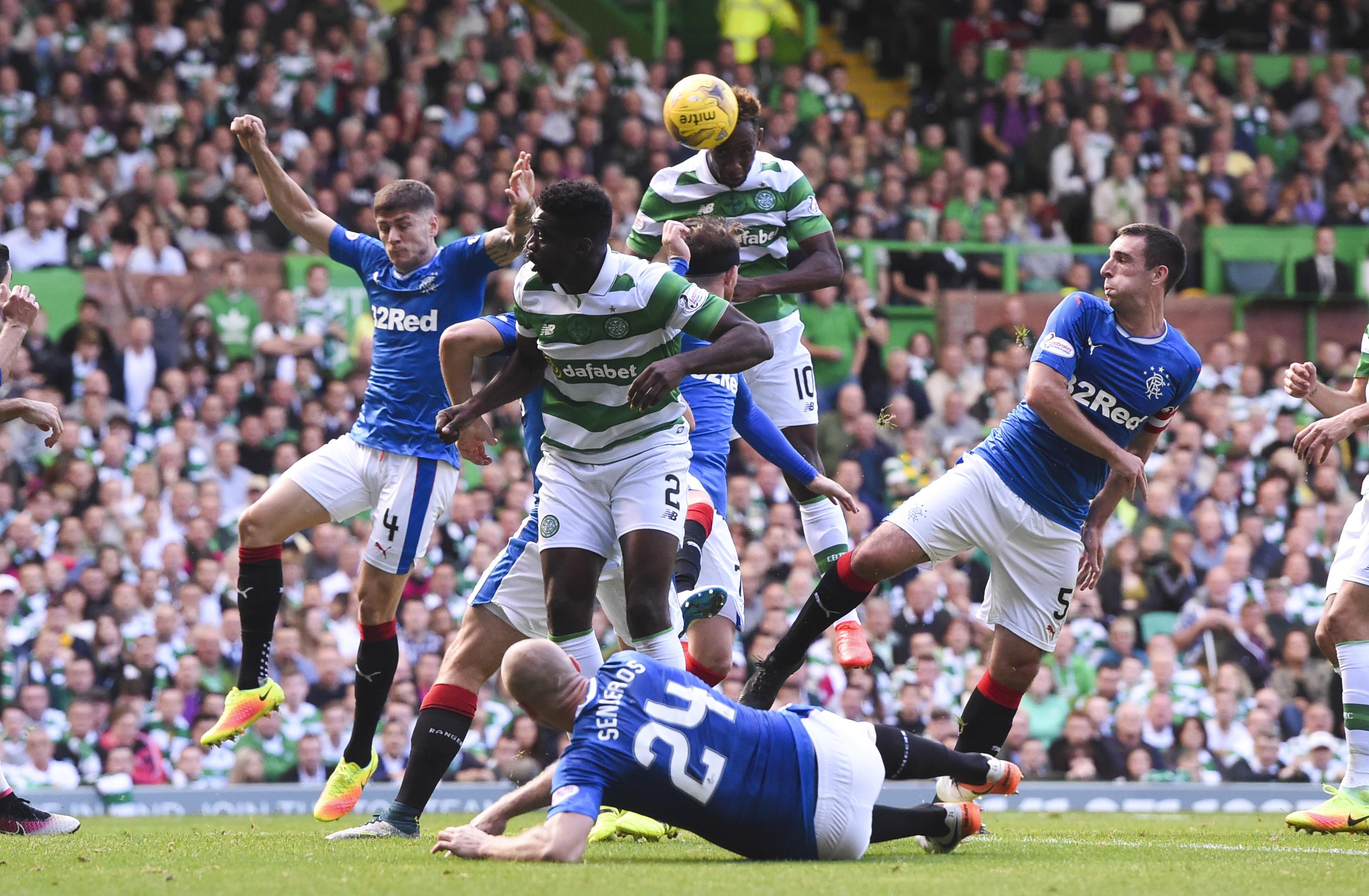 Celtic v Rangers (SNS Group)