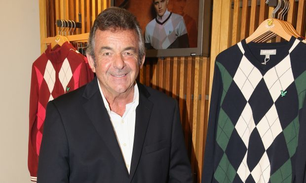 Tony Jacklin (Chris Jackson/Getty Images for Lyle & Scott)