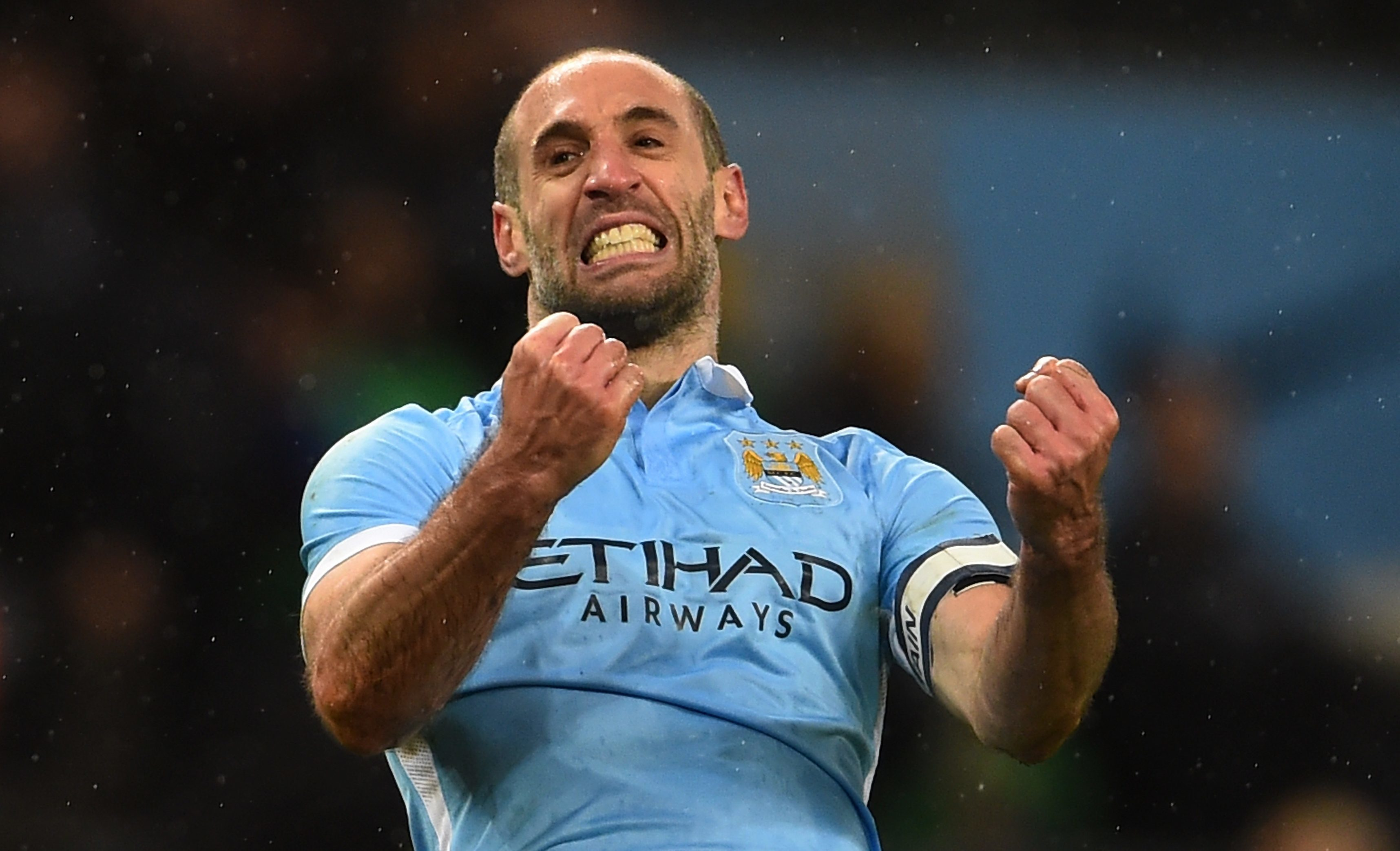 We can t write off wounded Celtic says Manchester City star Pablo