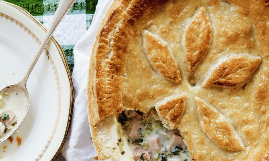 Meals for Under £10: Leek and ham pie - Sunday Post