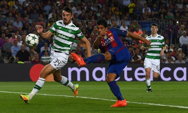 Celtic suffered a heavy defeat in Barcelona (David Ramos/Getty Images)