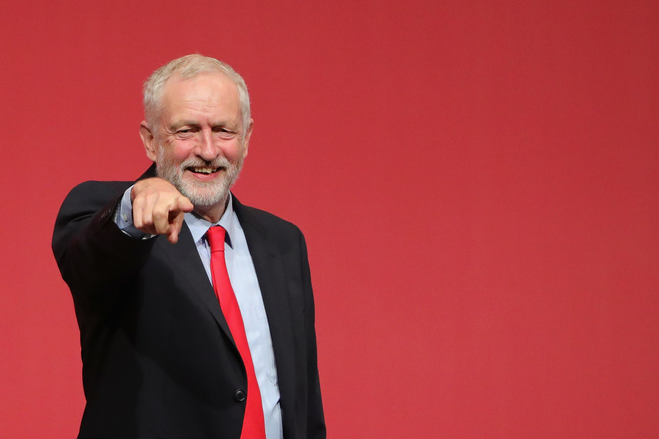 Labour leader Jeremy Corbyn (Christopher Furlong/Getty Images)