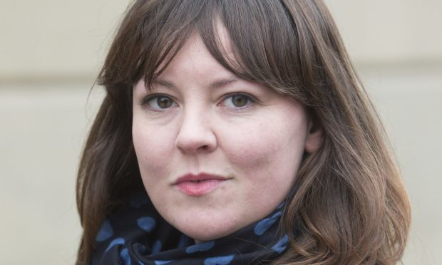 Glasgow East MP Natalie McGarry (Danny Lawson/PA Wire)