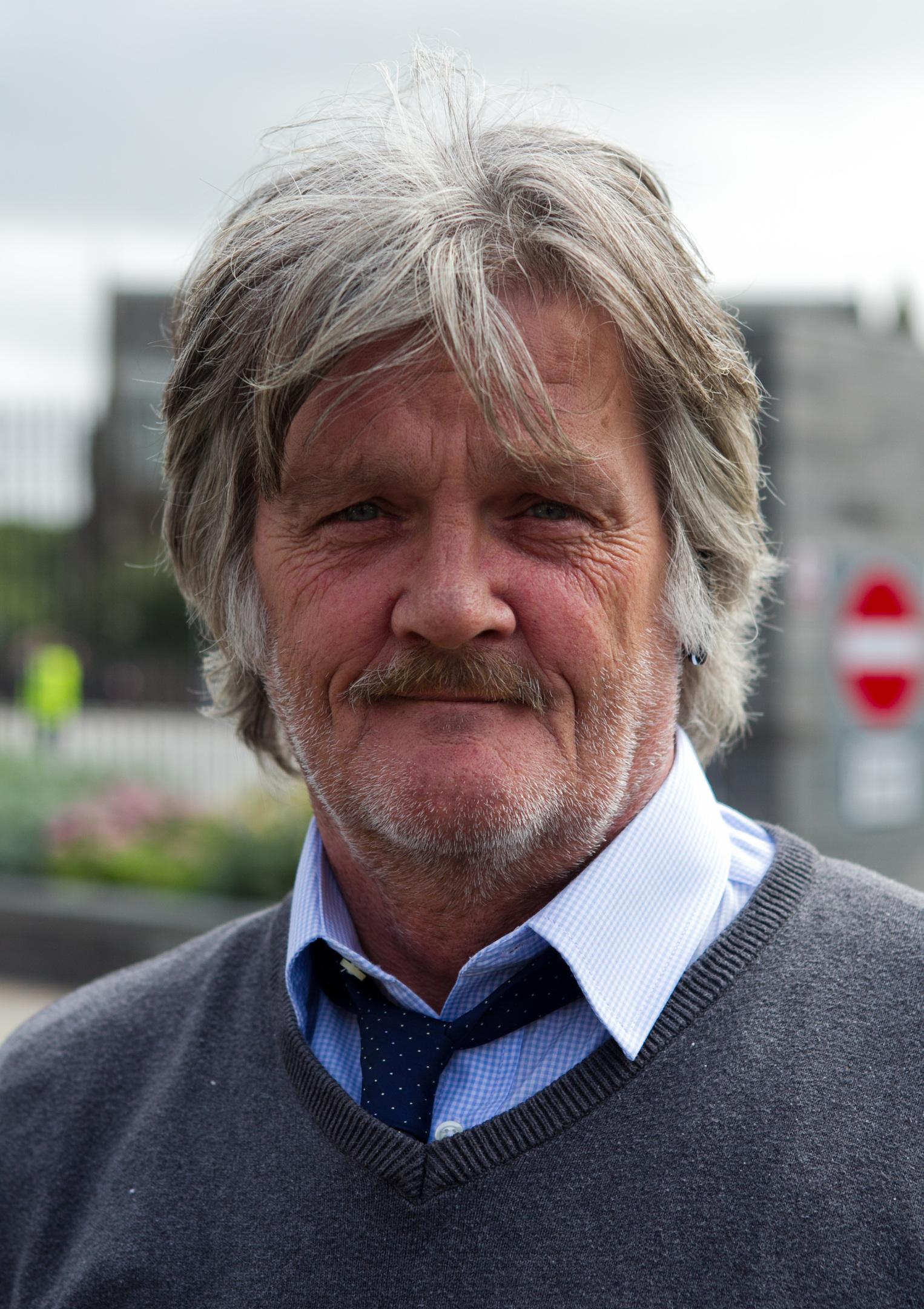 John Smith (Andrew Cawley/Sunday Post)