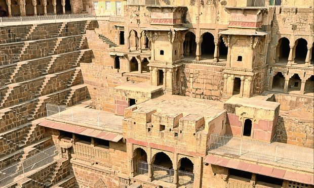 The Chand Baori (Getty Images)