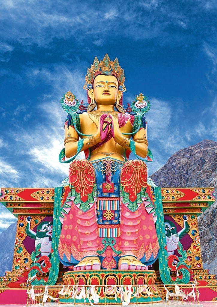 Maitreya Buddha (Getty Images)