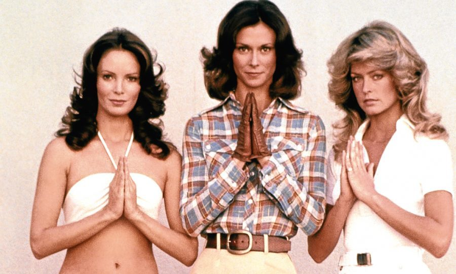 Jaclyn Smith, Kate Jackson and Farrah Fawcett (Allstar/COLUMBIA PICTURES TELEVISION)
