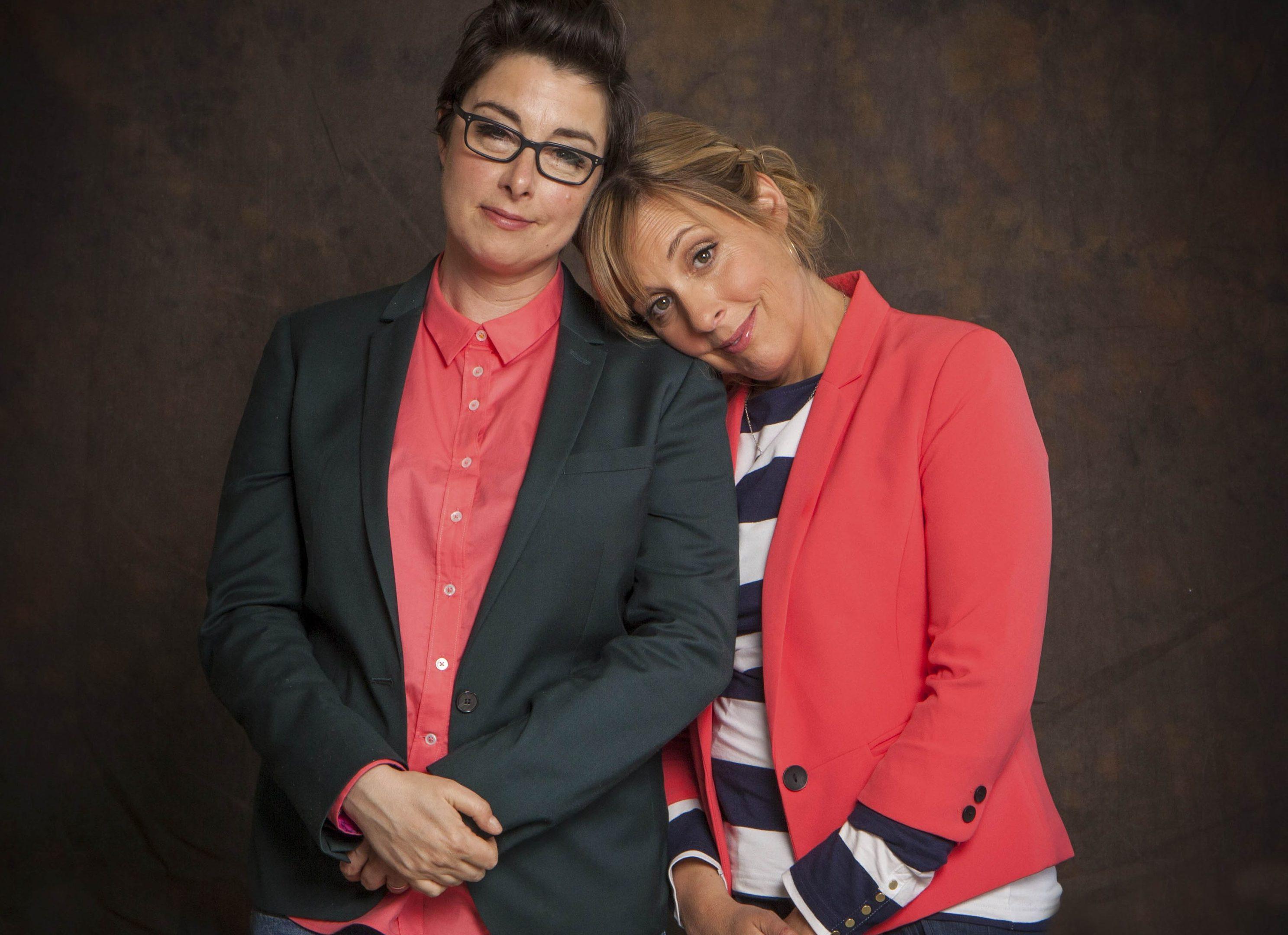 Sue Perkins and Mel Giedroyc (Love Productions/ Mark Bourdillon)