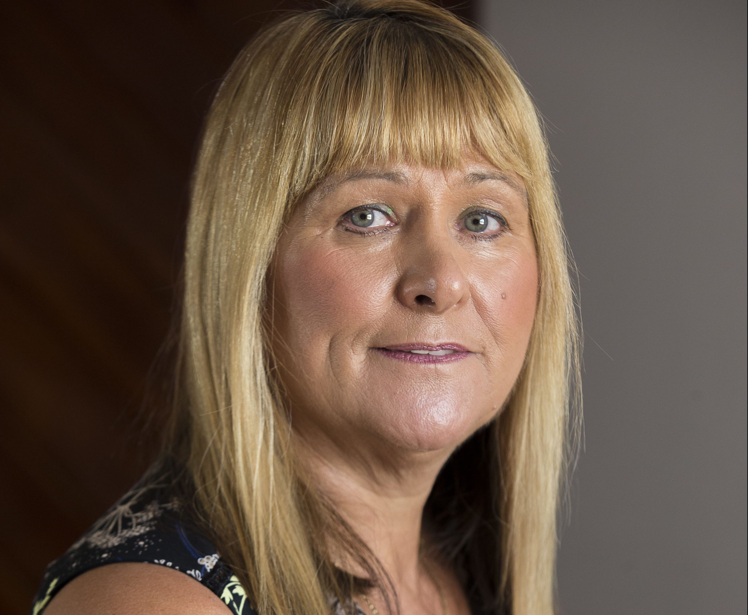 Jo Jamieson (DEREK IRONSIDE /NEWSLINE MEDIA LIMITED)