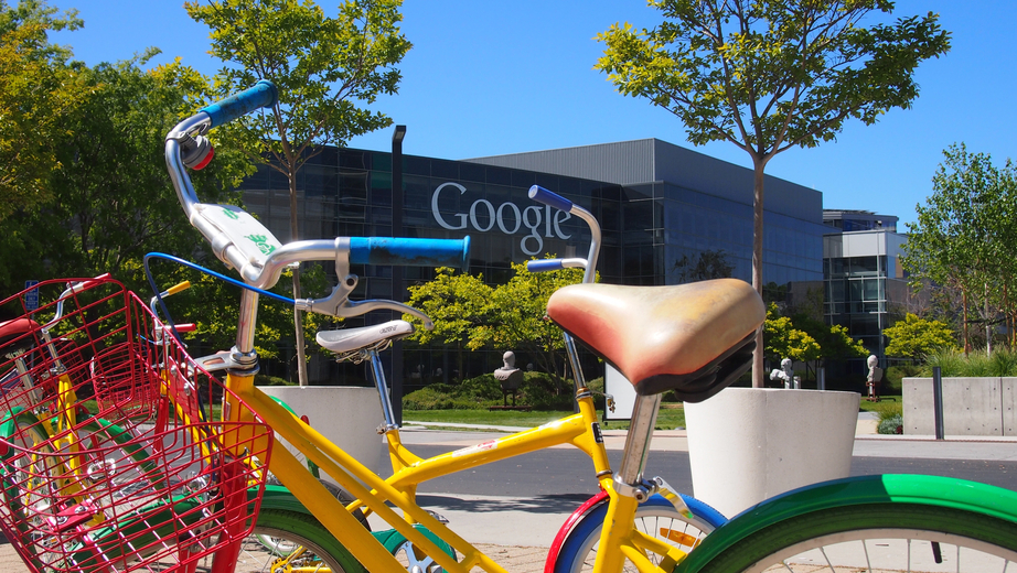 Google office in California (Getty)