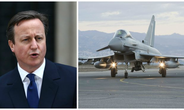 The Commons Foreign Affairs Committee heavily criticised David Cameron (PA)