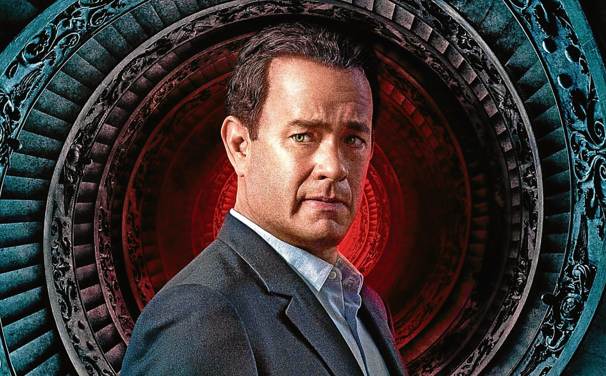 Tom Hanks in Inferno (Allstar/COLUMBIA PICTURES)