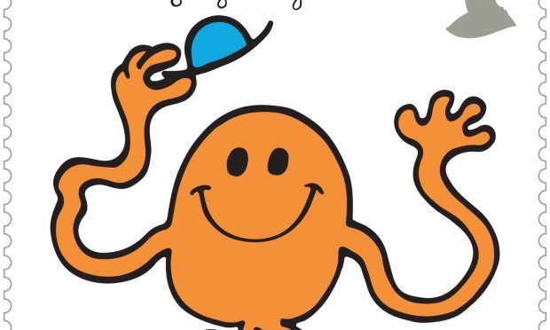 Mr Men and Little Miss stamps - Mr Tickle (Royal Mail/PA)