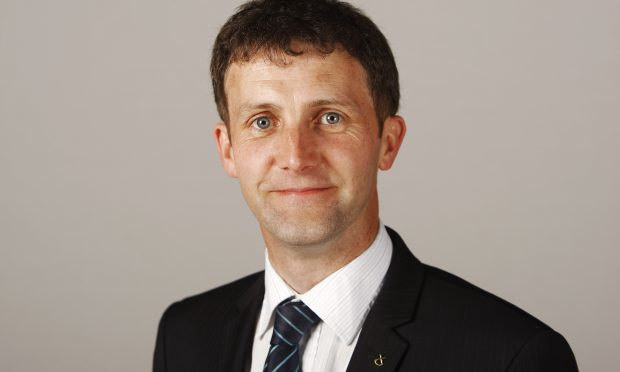 Michael Matheson MSP Falkirk West / Scottish National Party (Andrew Cowan/Scottish Parliament)