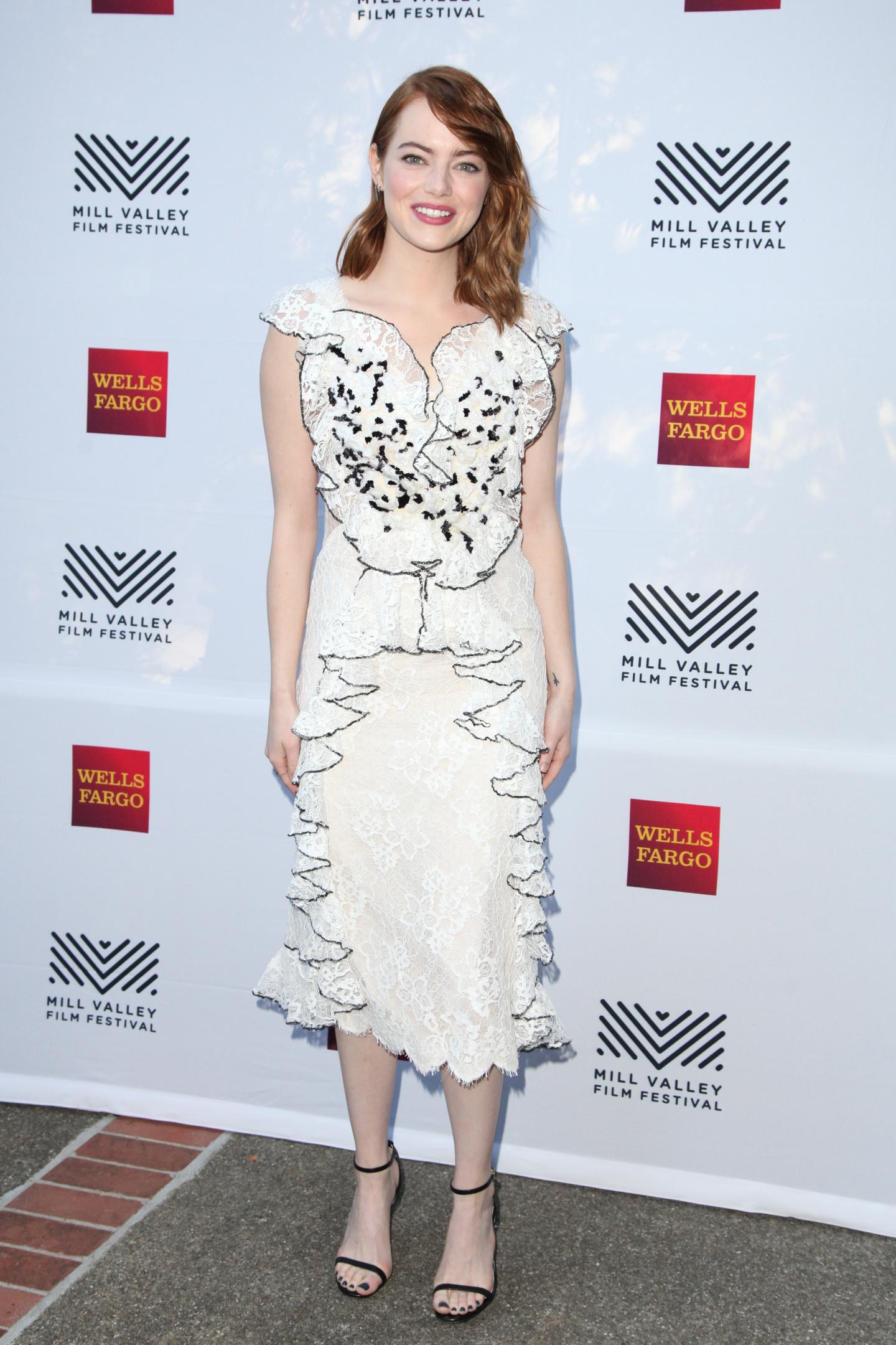 """La La Land"" actress Emma Stone (Photo by Kelly Sullivan/Getty Images)"