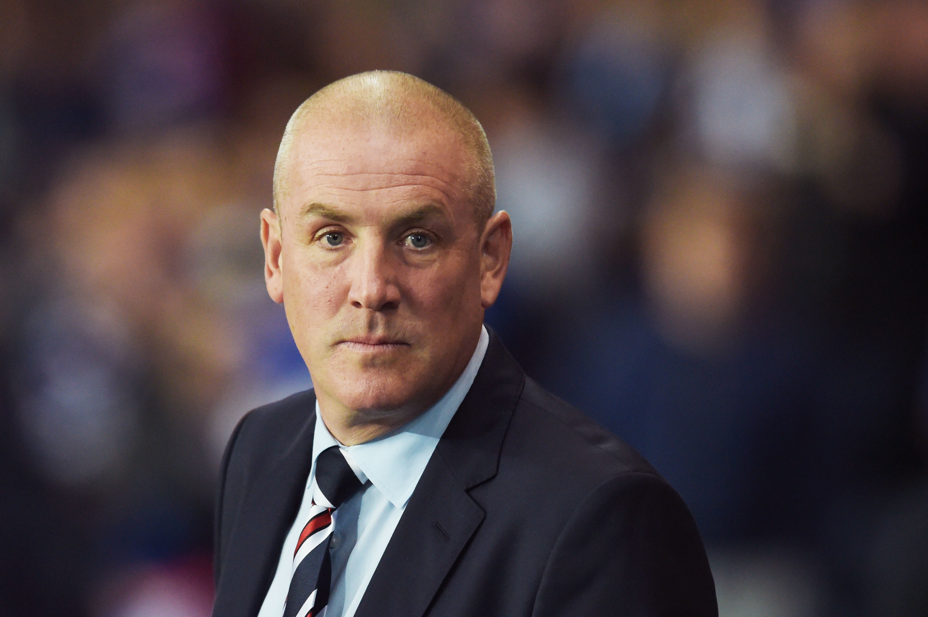 Rangers manager Mark Warburton (SNS Group)