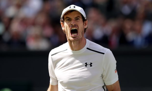 Andy Murray (Adam Davy/PA Wire)