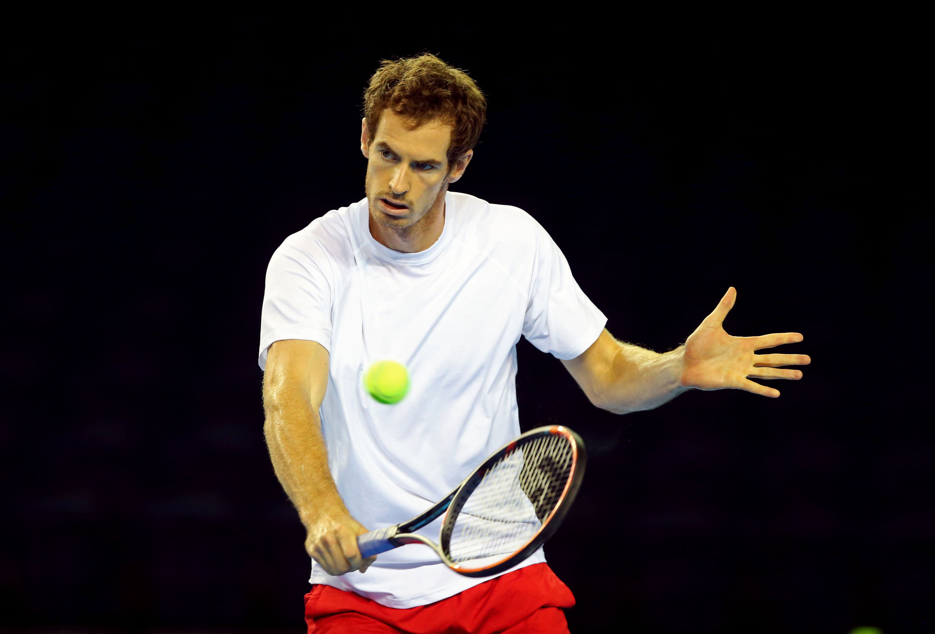 Andy Murray (Andrew Milligan/PA Wire)