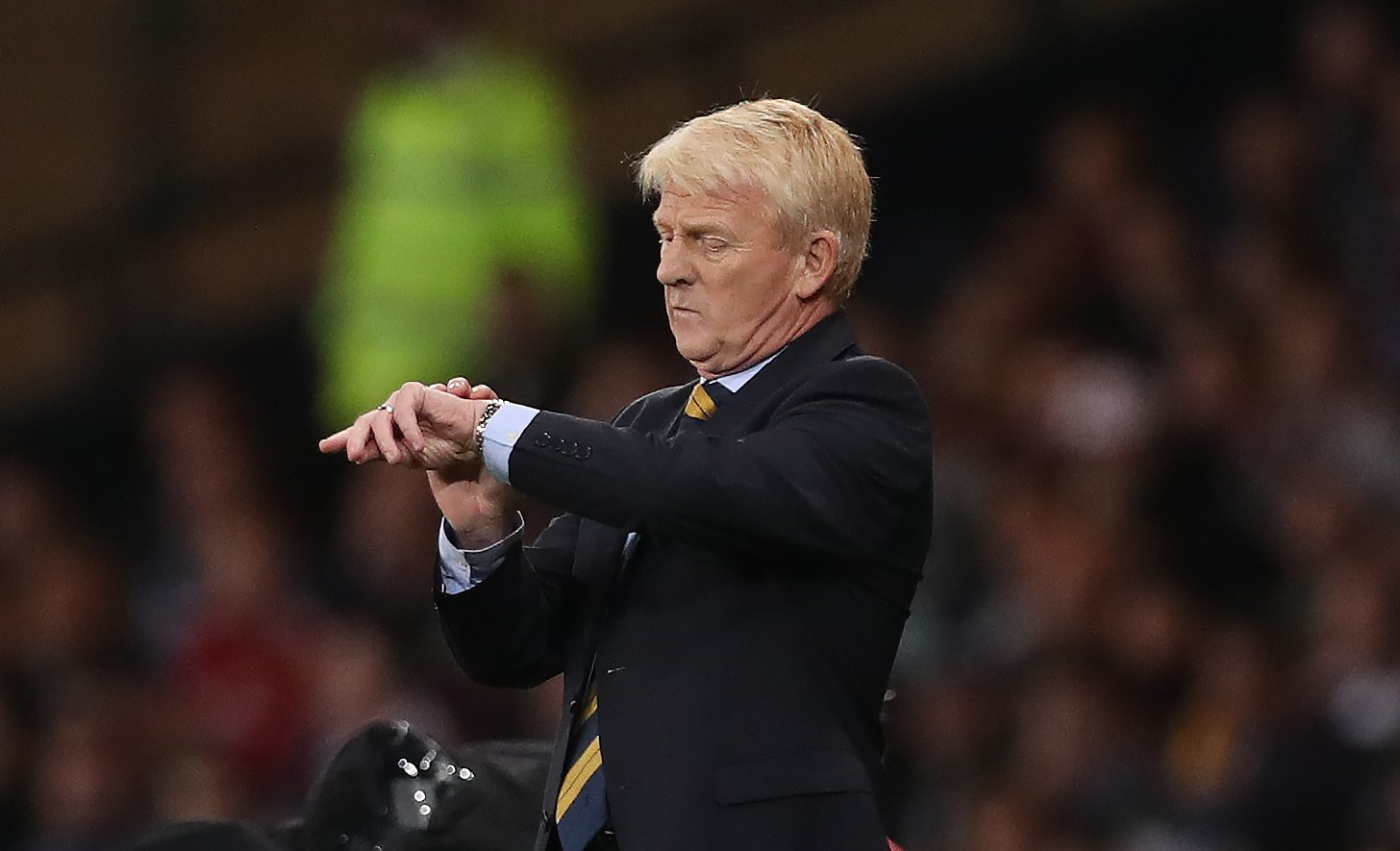 Gordon Strachan (Ian MacNicol/Getty Images)