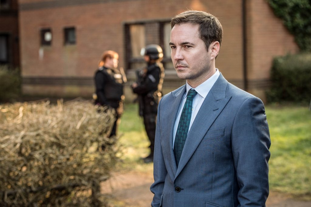 Martin in Line of Duty (Steffan Hill / BBC)