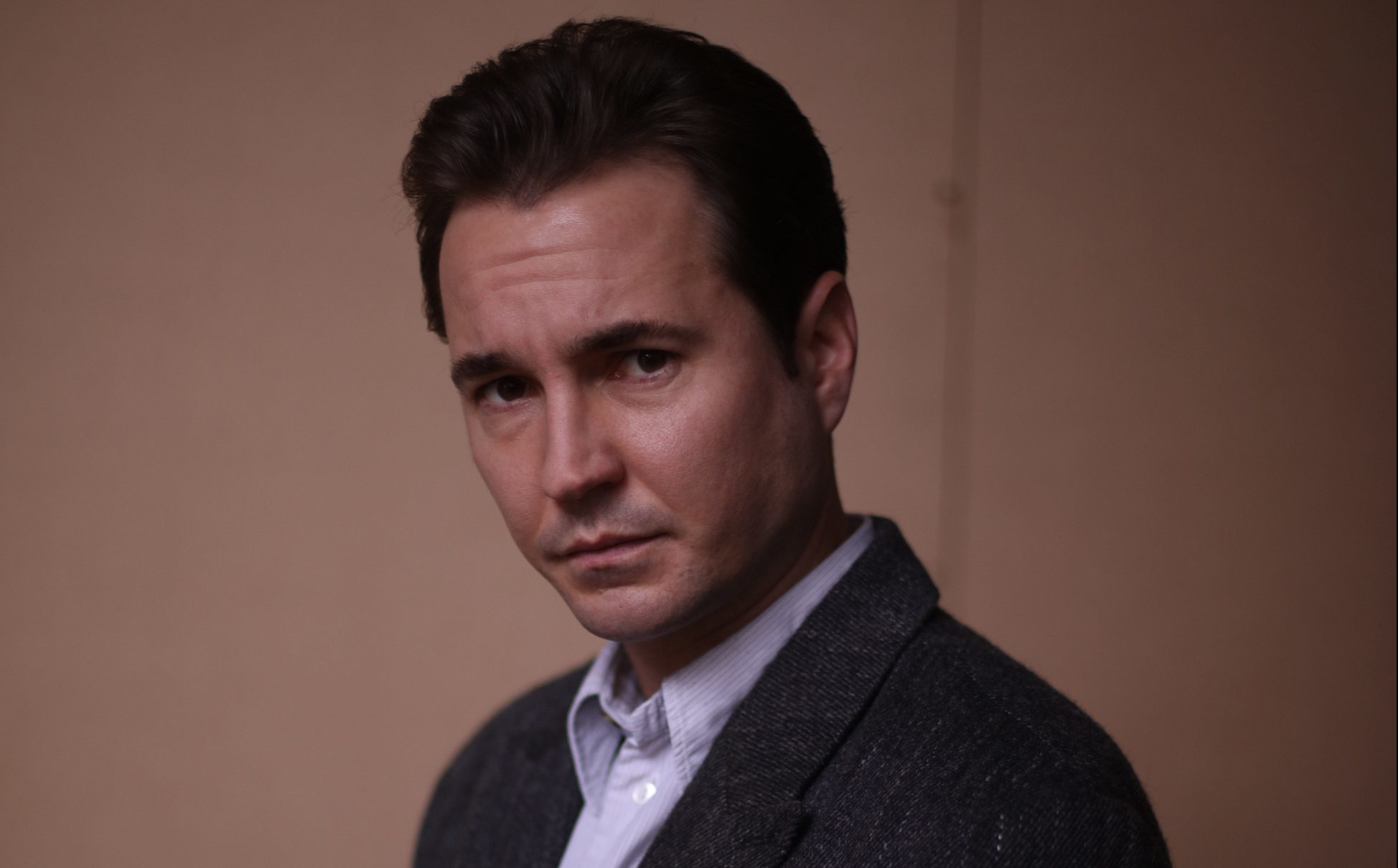 Martin Compston Stars In Plain Sight PA Photo ITV