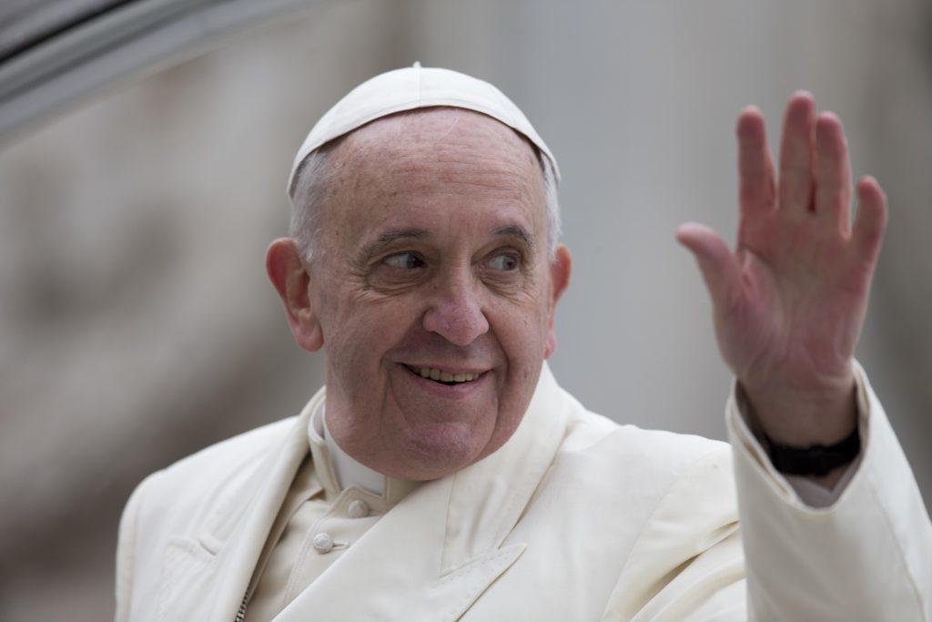 Pope Francis (AP Photo/Alessandra Tarantino)