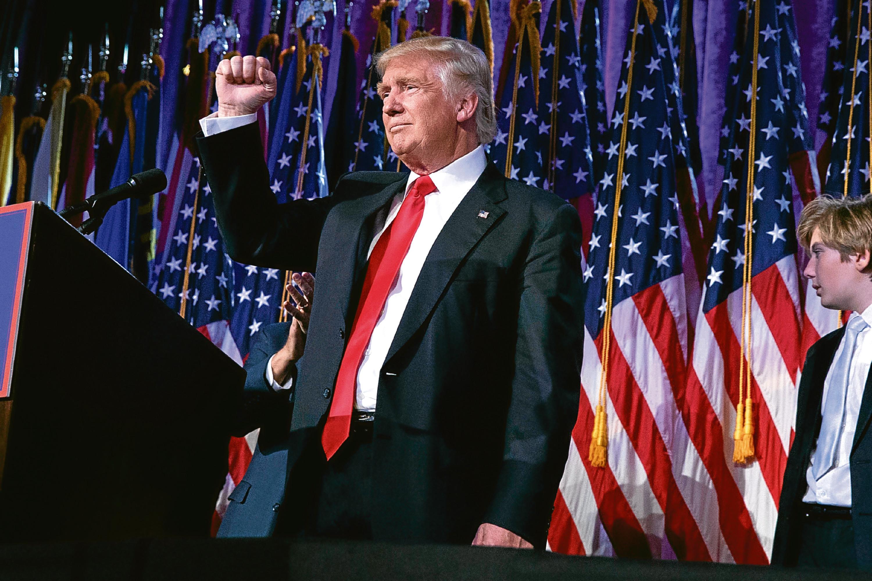 President-elect Donald Trump (AP Photo/ Evan Vucci)