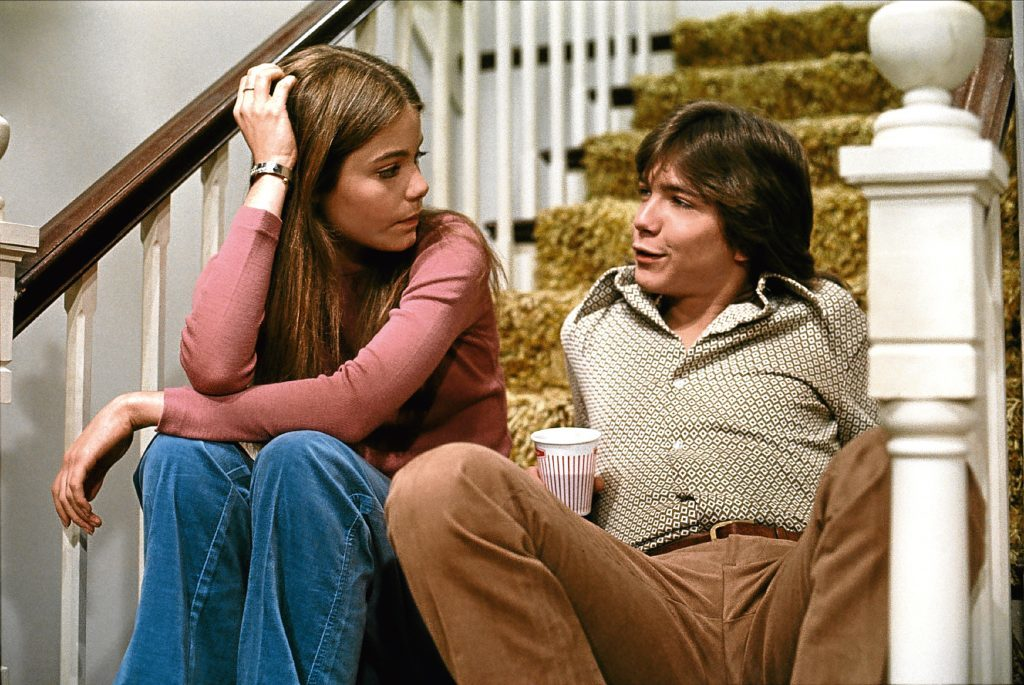 Susan Dey alongside David (Allstar/ABC)