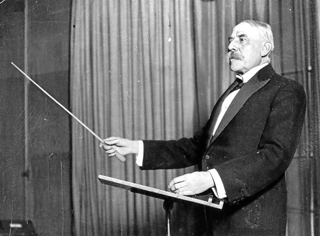Sir Edward William Elgar (Hulton Archive/Getty Images)