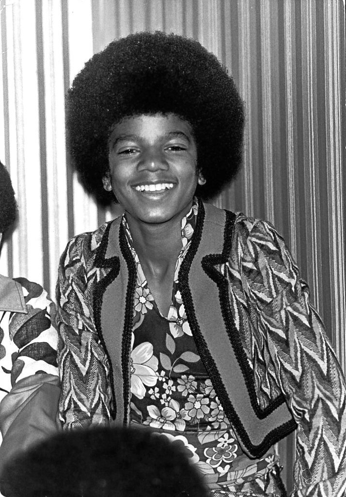 Michael Jackson, 1972. (Express Newspapers/Getty Images)