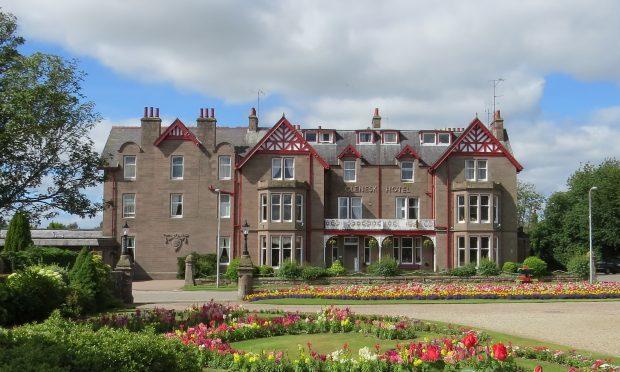The Glenesk Hotel
