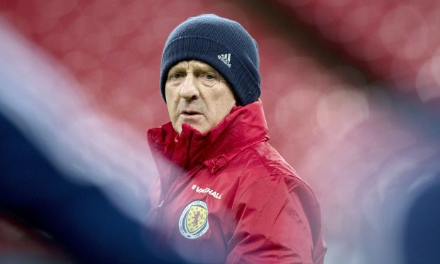 Scotland manager Gordon Strachan (SNS Group / Alan Harvey)