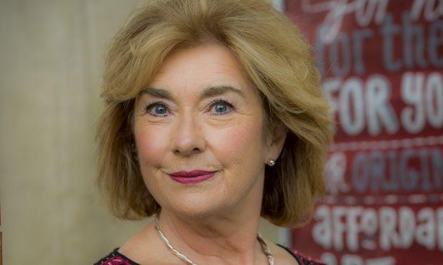 Juliet Cadzow (BBC Scotland / Alan Peebles)