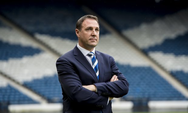 Malky Mackay (SNS Group / Craig Williamson)