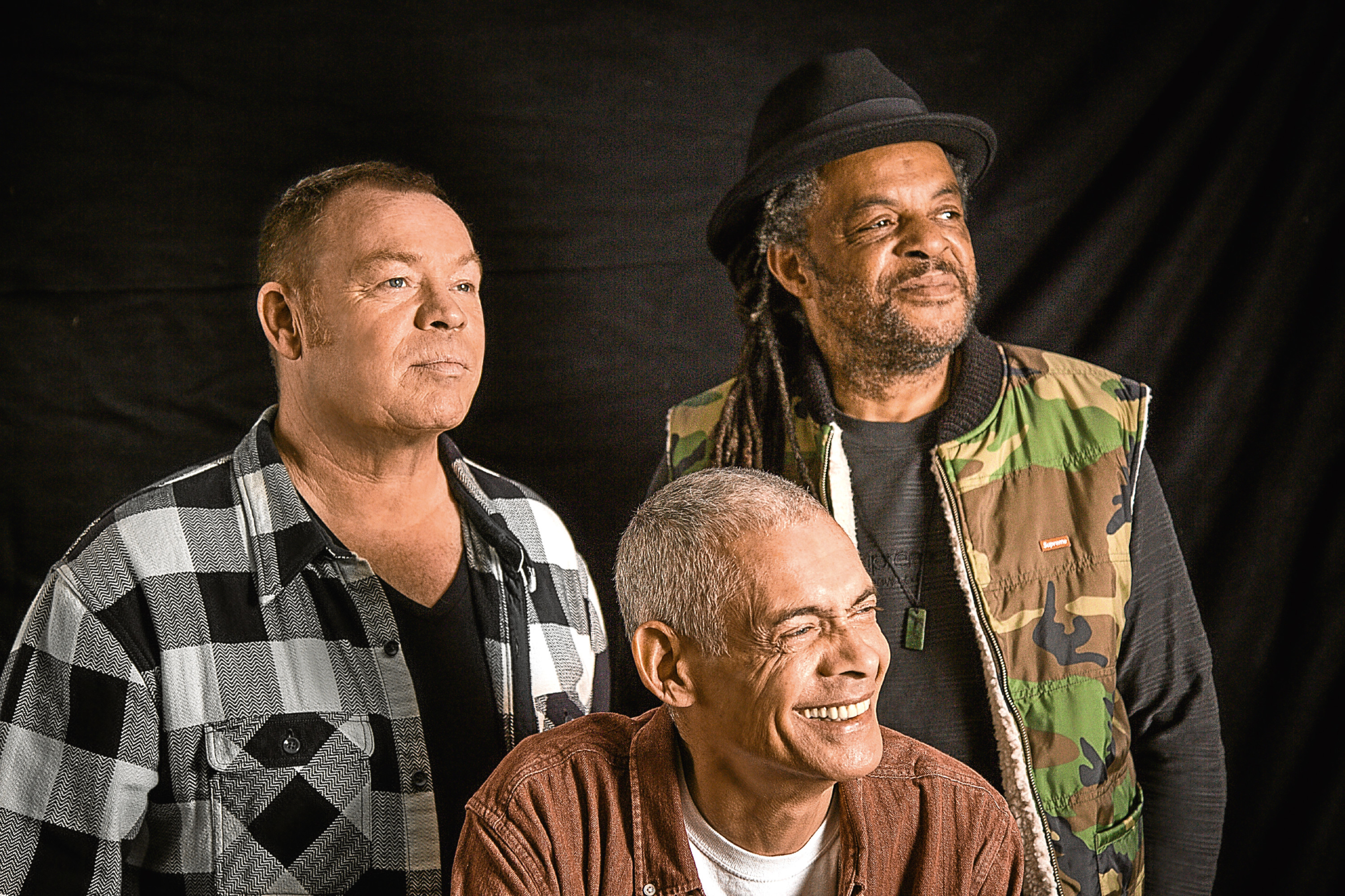 UB40's Ali Campbell still loves red, red wine… and omelettes