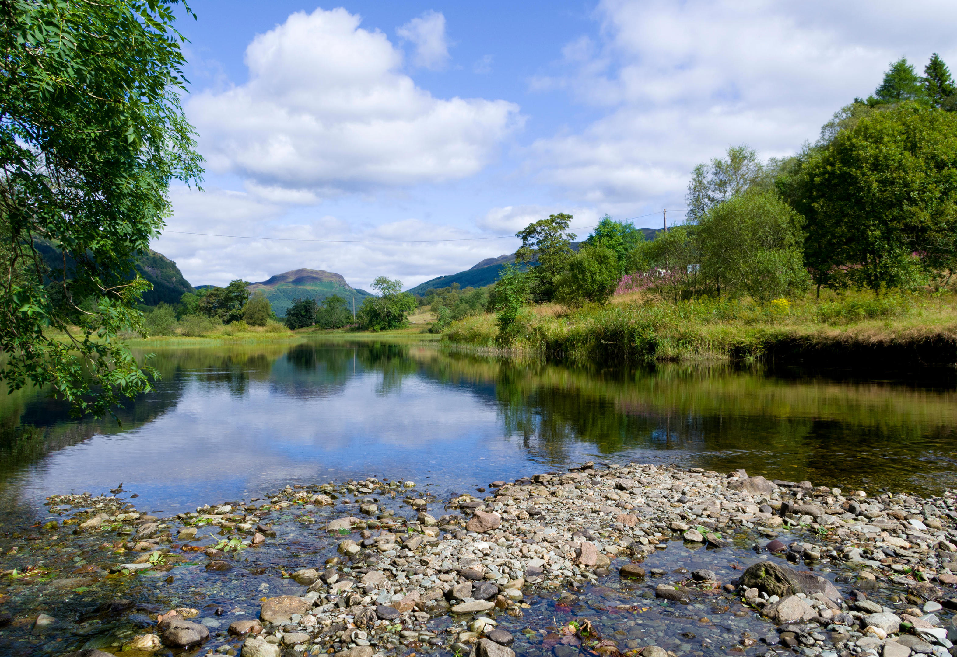 The Trossachs (Getty Images)