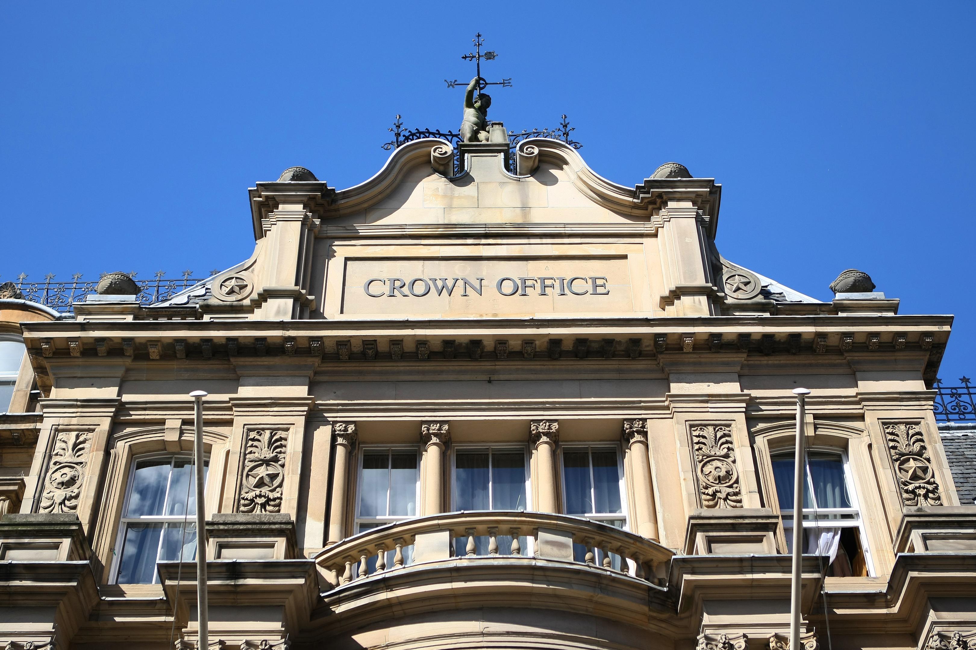 Crown Office, Edinburgh (Kris Miller / DC Thomson)