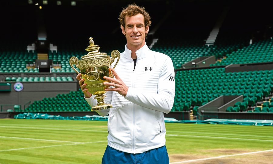 Andy Murray (PA)