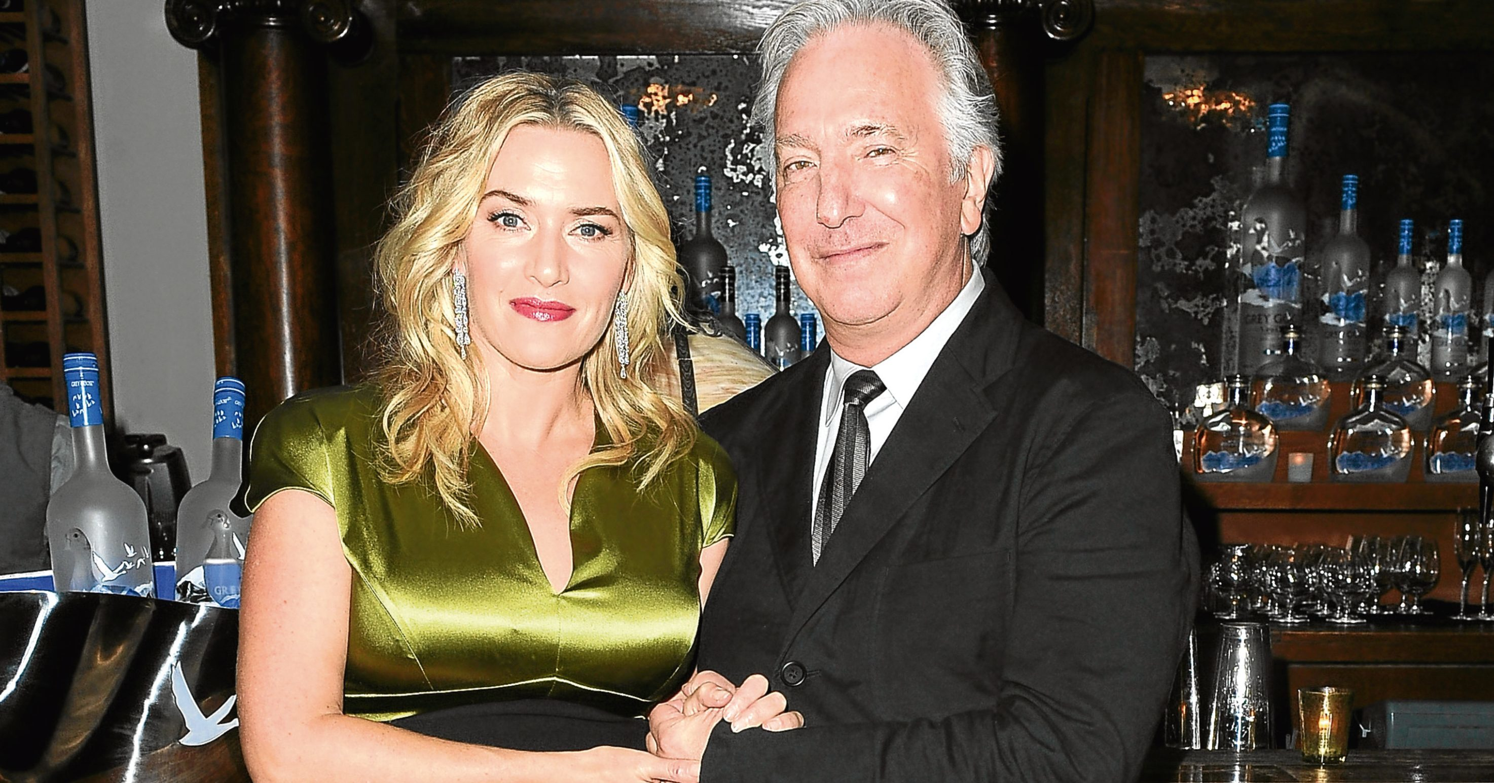 Alan Rickman brought his film A Little Chaos to the festival in 2015 (Photo by Ernesto Distefano/Getty Images for GREY GOOSE Vodka)