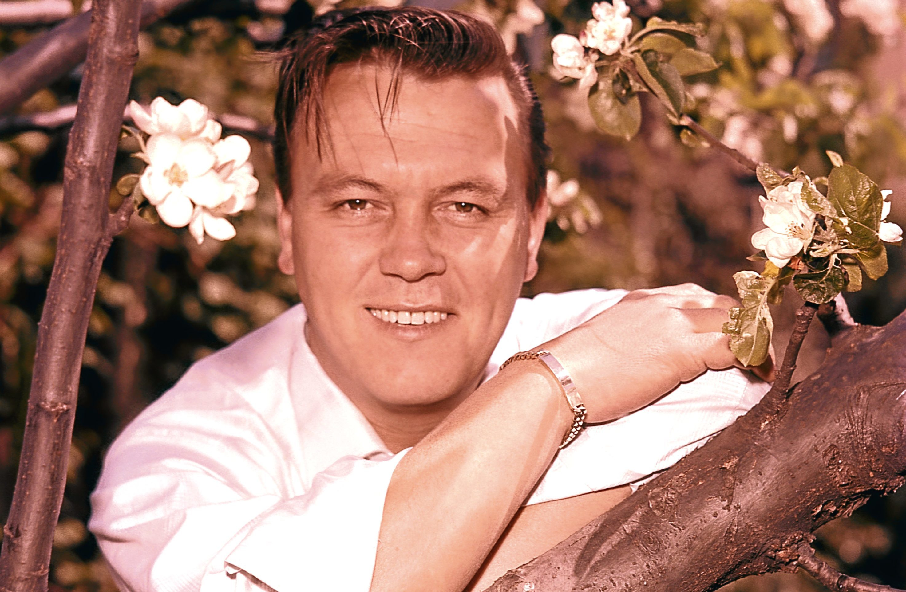 Matt Monro in 1962 after he gave up his career as a milkman (Alamy)