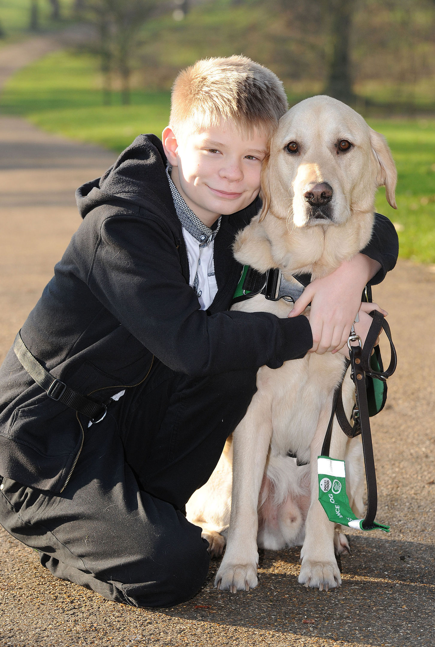 In pics Meet the dogs up for heroic awards at Crufts Sunday Post