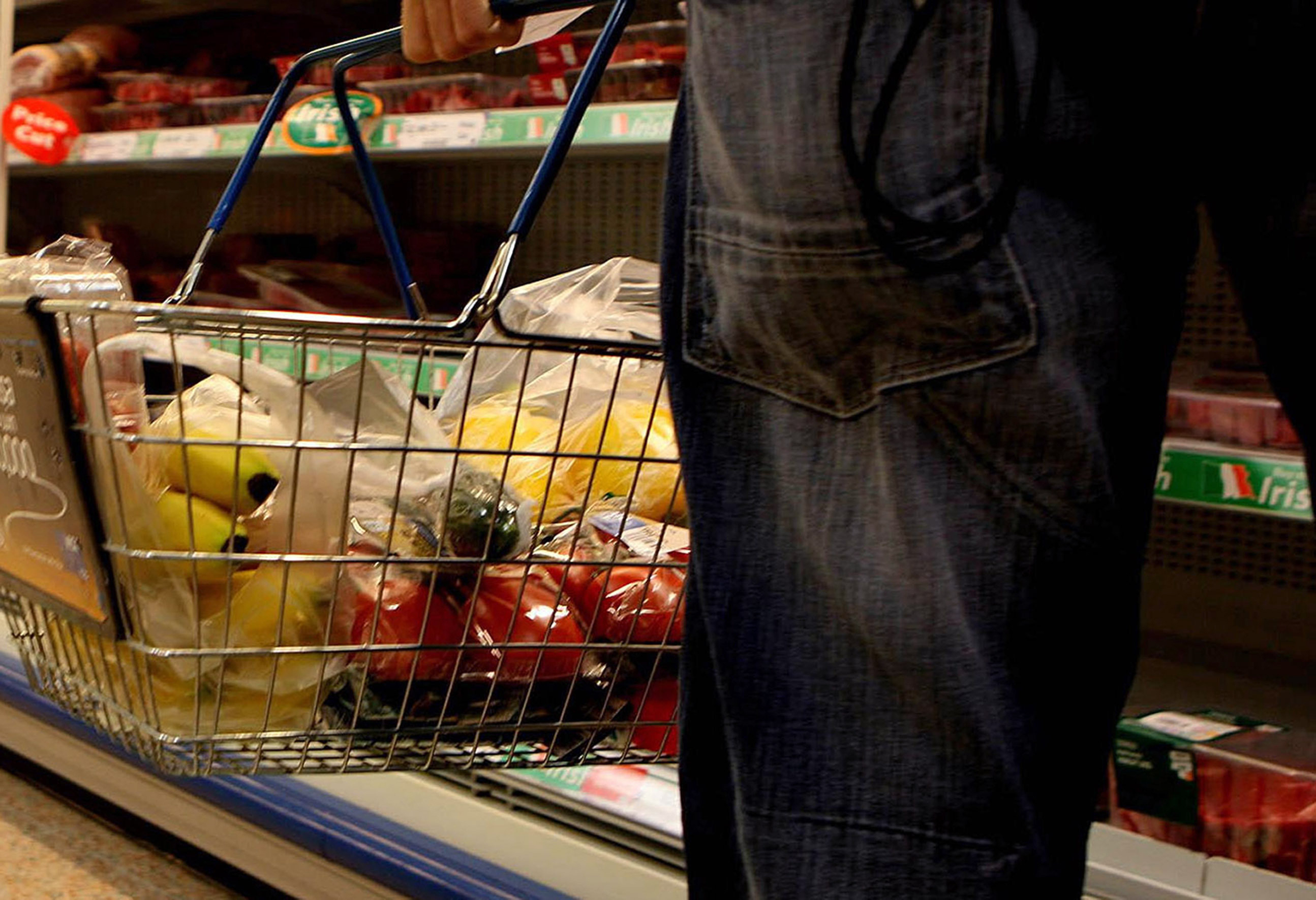 The average cost of grocery trips for at least 20 items ranges from £31.28 in bargain stores such as Poundland to £58.85 in Waitrose (Julien Behal/PA Wire)
