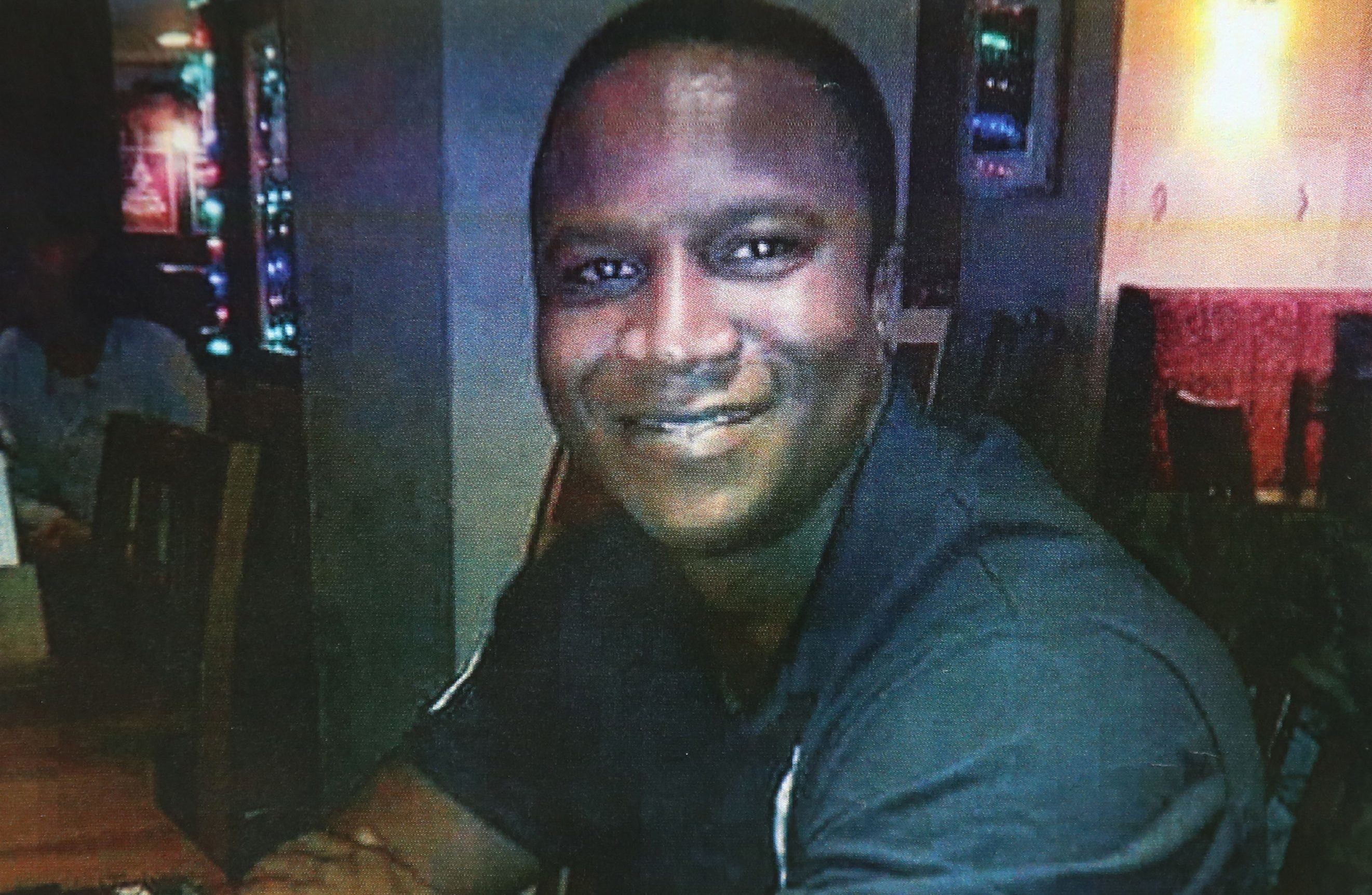 Sheku Bayoh, died while in police custody in Kirkcaldy in May 2015 after he was restrained by nine officers.