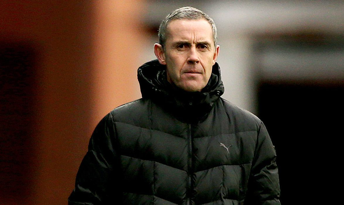 Rangers assistant manager David Weir (Andrew Milligan/PA Wire)